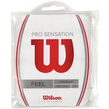 Wilson Pro Super Thin White X12 Tennis Overgrip