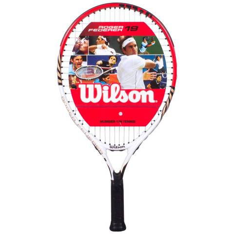 Wilson Federer 19 Junior Tennis Racquet