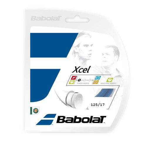 Babolat Xcel 17 Blue Tennis String Set
