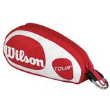Wilson Tour Tennis Key chain Red/White