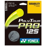 Yonex Poly Tour Pro 1.25 Tennis String Set - Yellow