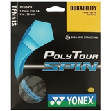 Yonex Poly Tour Spin 16L Tennis String Set