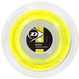 Dunlop Synthetic Gut 17 Tennis String Reel - Yellow