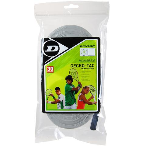 Dunlop Gecko Tac Tacky Tennis Overgrip X30