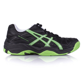 Asics Gel Resolution 4 Junior`s Tennis Shoe