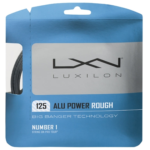 Luxilon Big Banger Alu Power Rough 16l Tennis String Set