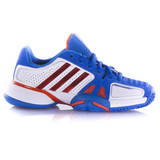 Adidas Barricade 7 XJ Junior Tennis Shoe