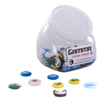 Gamma String Things x60 Tennis Dampeners Jar