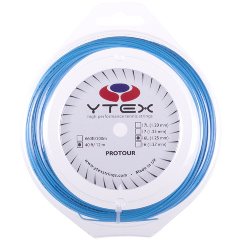 Ytex Pro Tour 16l Tennis String Set