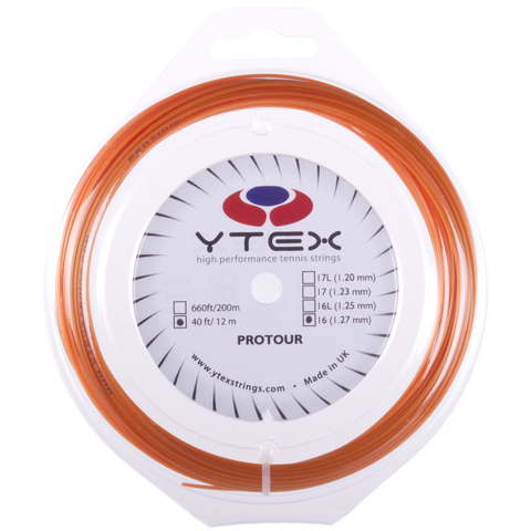 Ytex Pro Tour 16 Tennis String Set