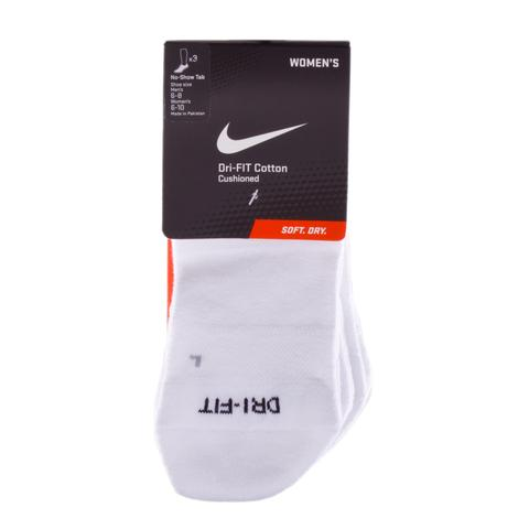 Nike 3 Pack No Show Tab Women's Socks