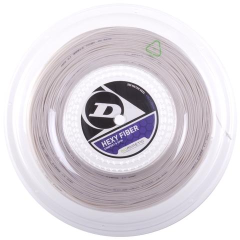 Dunlop Hexy Fiber 17 Tennis String Reel