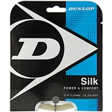 Dunlop Silk 17 Tennis String Set - Natural