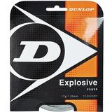 Dunlop Explosive 17 Tennis String Set - Silver