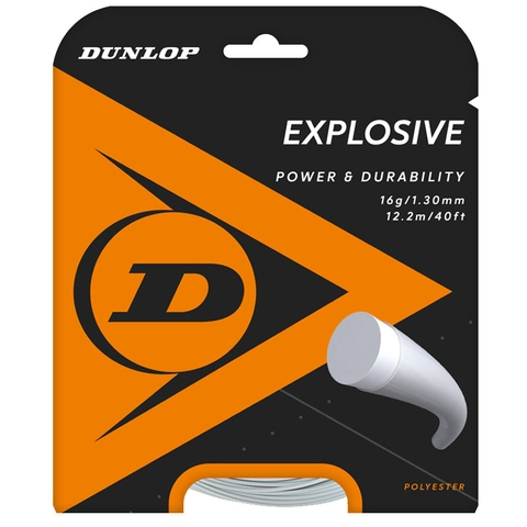 Dunlop Explosive 16 Tennis String Set