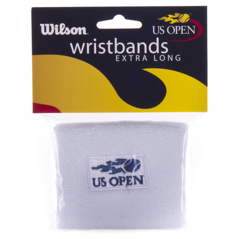 Wilson Us Open Xl Tennis Wristband