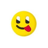 Wilson Emotisorbs Red Tongue Face Tennis Dampener