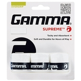 Gamma Supreme 3 Pack Tennis Overgrip