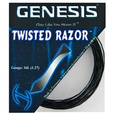 Genesis Twisted Razor 16L Tennis String Set
