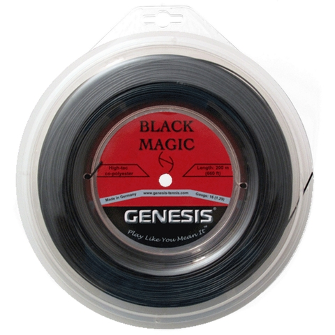 Genesis Black Magic 16 Tennis String Reel