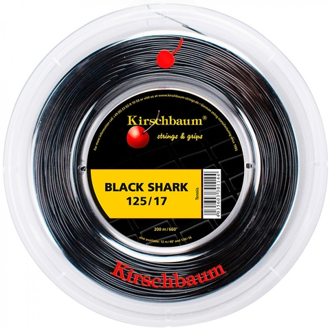 Kirschbaum Black Shark 1.25 Tennis String Reel