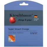 Kirschbaum Super Smash Orange 1.23 Tennis String Set