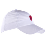 Babolat Red Oval Microfiber Men's Tennis Hat