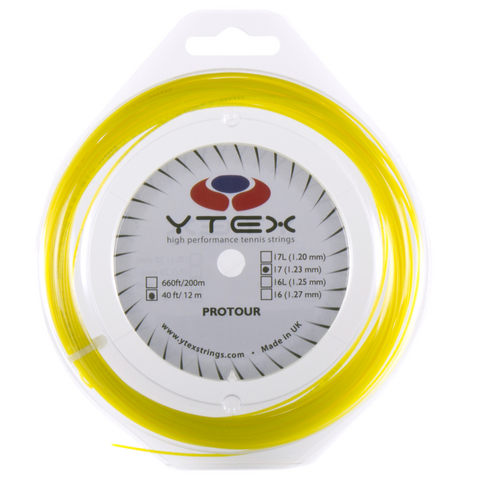 Ytex Pro Tour 17 Tennis String Set