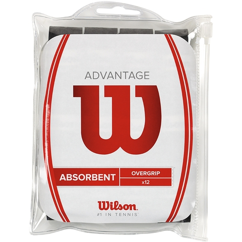 Wilson Advantage X12 Tennis Overgrip