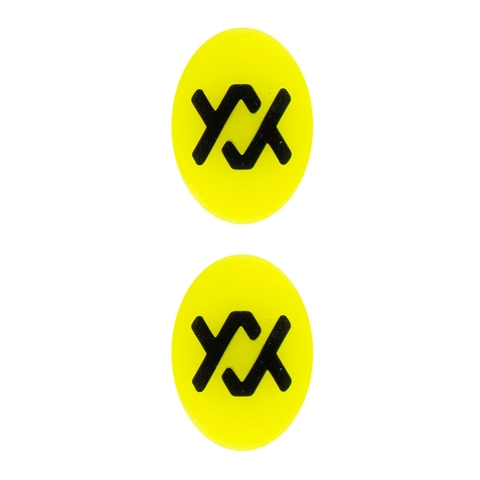 Volkl Vibrastop Tennis Dampener - Yellow/Black