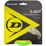 Dunlop Synthetic Gut 17 Tennis String Set - Green