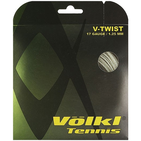 Volkl V- Twist 17 Tennis String Set