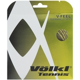 Volkl V-Feel 16 Tennis String Set Gold
