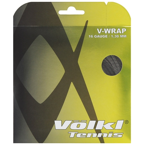 Volkl V- Wrap 16 Tennis String Set