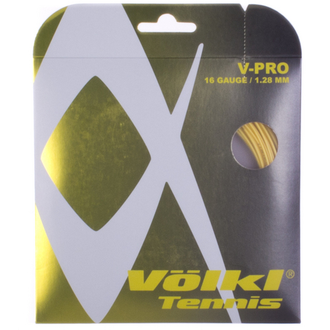 Volkl V- Pro 16 Tennis String Set Gold