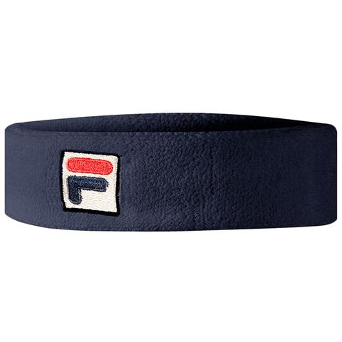 Fila Solid Tennis Headband