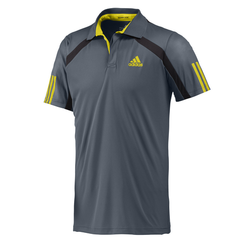 Adidas Adipower Barricade Traditional Men's Tennis Polo Shirt