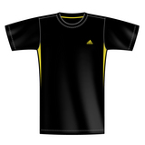 Adidas Sequencials Galaxy Crew Men's Tennis Shirt