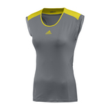 Adidas Adizero Cap-Sleeve Women's Tennis Shirt
