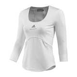 Adidas Stella McCartney Barricade Long-Sleeve Women's Tennis Shirt