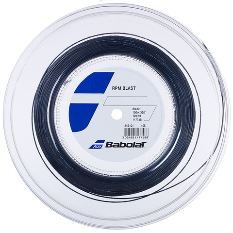 Babolat Rpm Blast 17 330 ' Tennis String Reel