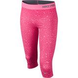 Nike Pro Printed Capri Girl's Tennis Pant