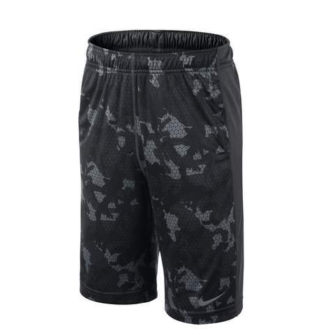 Nike Fly Doomsday Camo Boy's Tennis Short