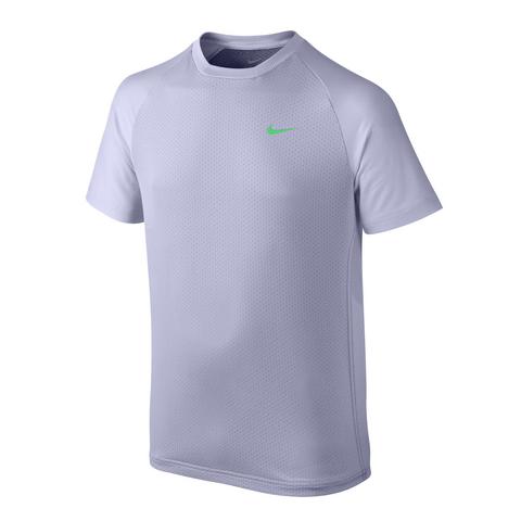 Nike Premier Rf Crew Boy's Tennis Shirt