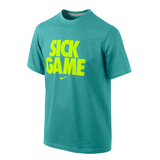 Nike Sick Game Ss Boy's Tennis Tee