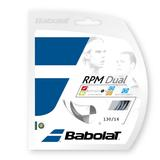 Babolat Rpm Dual 16 Tennis String Set - Black