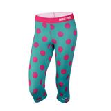 Nike Pro Printed Capri Women's Tennis Pant