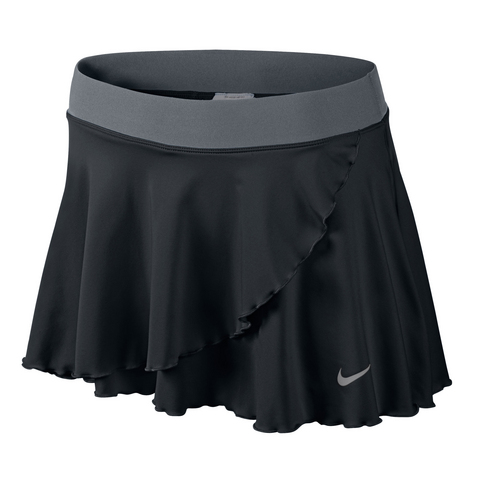 Nike Ruffle Knit Women's Tennis Skirt