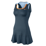 Nike Flouncy Knit Women's Tennis Dress