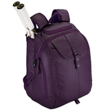 Wilson Paris Tennis Back Pack W/Cosmetic Case